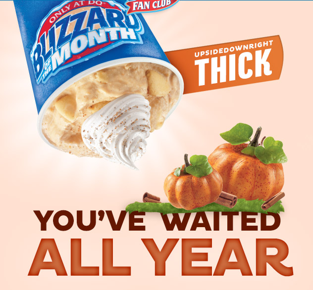 BLIZZARD OF THE MONTH